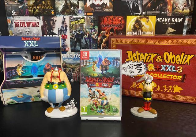 Состояние: Новое   Цены : Игра - 4 500₽(в упаковке)  Фигурки - 3 000₽(за оба)  Подставка для экрана Nintendo switch- 500₽ Коробка - 500₽   Все вместе за 7 500₽