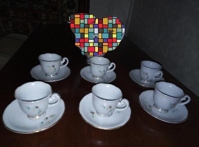 Кофейные пары СССР