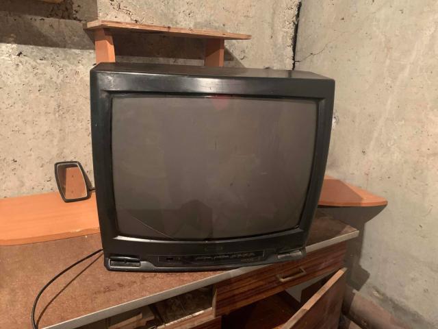 Телевизор в рабочем состоянии без пульта быстрым торг